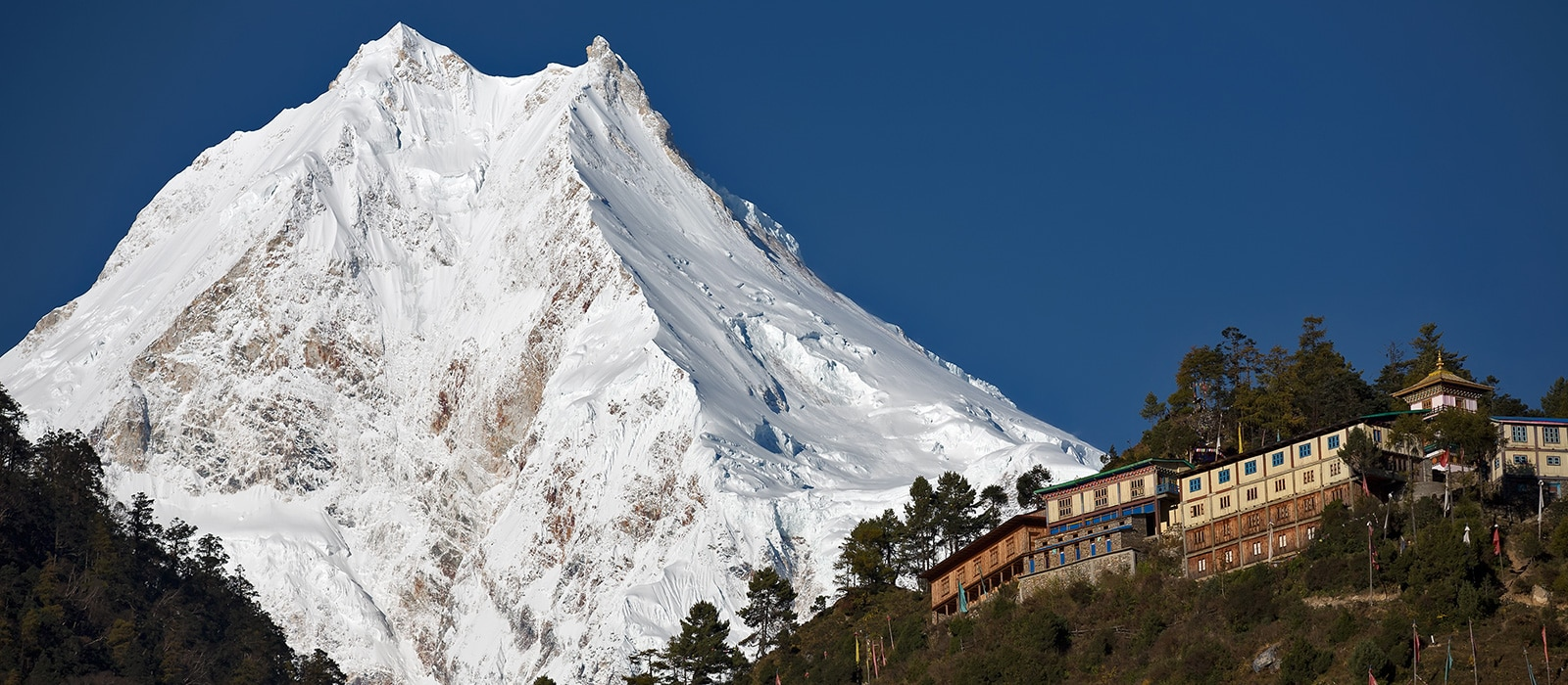 Manaslu Expedition – Nepal